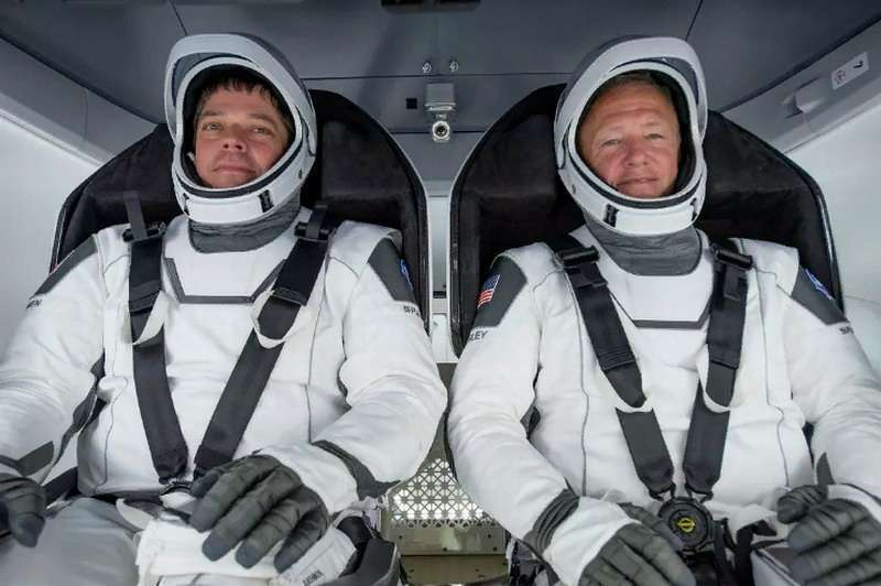 Дата 27 мая 2020 года вошла в историю американской космонавтики