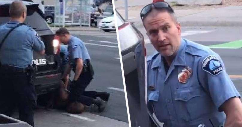 Америка встала на дыбы после жёсткого убийства негра Джорджа Флойда полицейским
