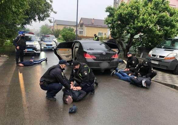 Перестрелка под Киевом: распределение междугородних маршрутов закончилось стрельбой и задержаниями | Русская весна