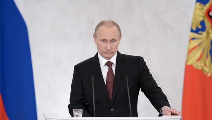 Владимир Путин выступит с посланием Федеральному Собранию 4 декабря