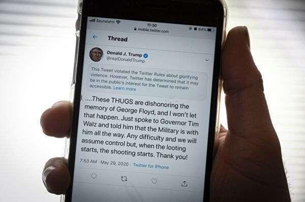 Twitter перед выборами научат говорить правду. Цензура или борьба за свободу слова?