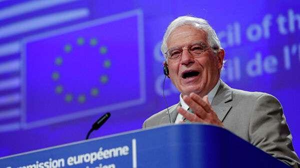 Верховный представитель Европейского союза по иностранным делам и политике безопасности Жозеп Боррель
