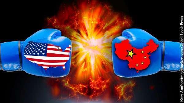Как США пытаются разорвать Китай на десятки удельных княжеств