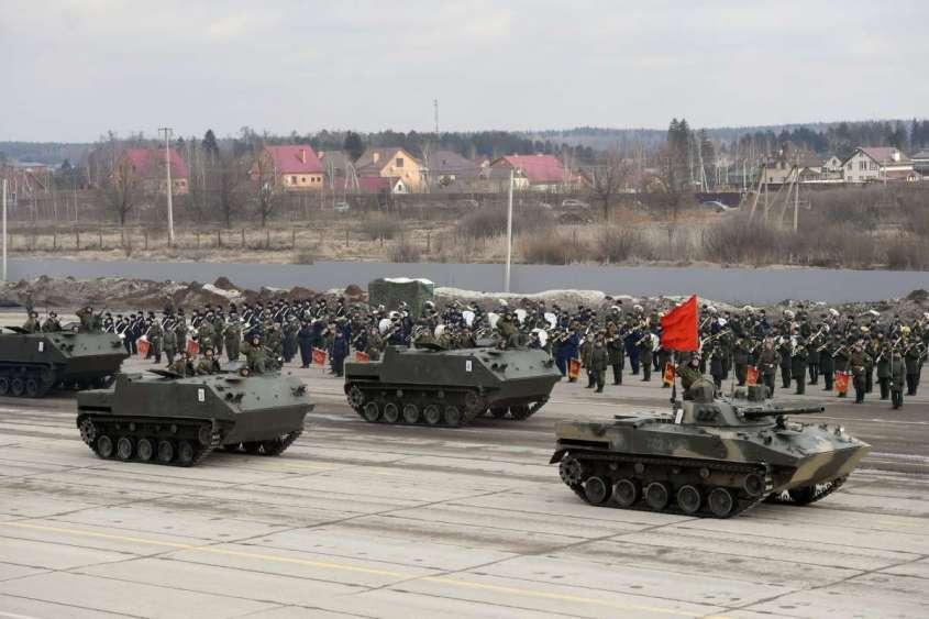 Броня для ВДВ: как растёт ударная мощь Воздушно-десантных войск России