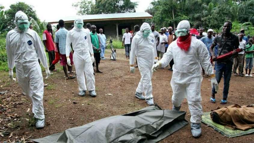 Недаром африканцы жгли живьем «врачей без границ», чтобы остановить Эболу
