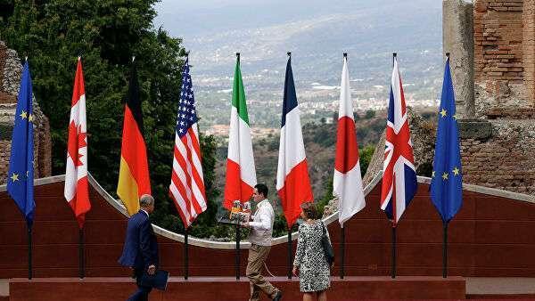 Вместо seven G-eleven.  Президент США созывает антикитайский саммит