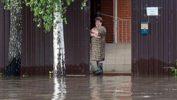 Ливни пришли надолго: Москве и Подмосковью угрожают новые затопления