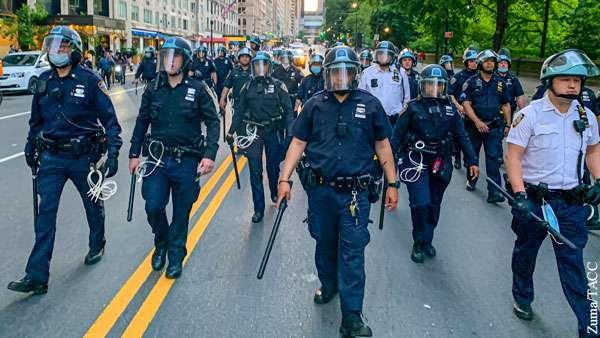 Две проблемы основного закона США, которые неизбежно приводят к погромам и беспорядкам