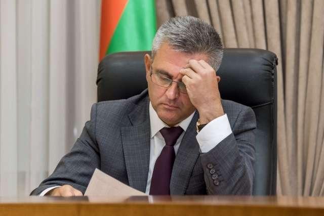 Президент ПМР Вадим Красносельский