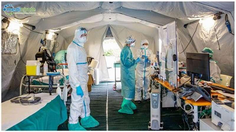 Скандальный отчёт правительства Германии по ситуации с коронавирусом