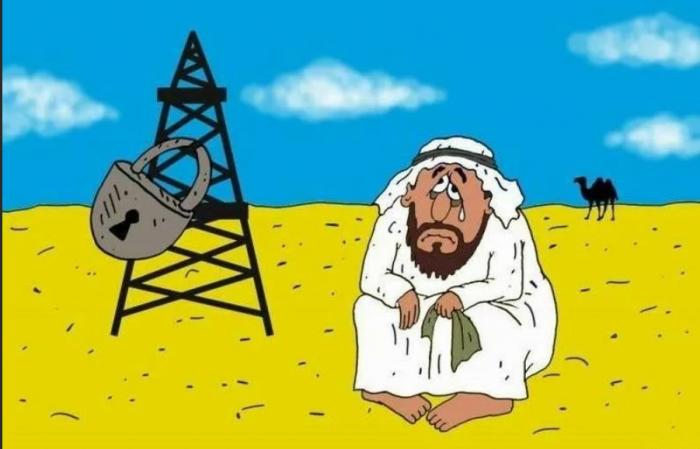 Нефтяная война 2020: Россия нашла эффективное решение, а бедуины в печали