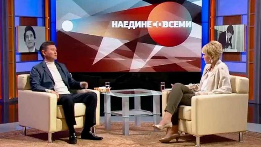О встрече с инопланетянами рассказывает президент Калмыкии Кирсан Илюмжинов
