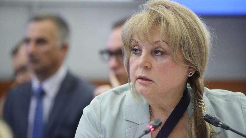 Элла Памфилова рассказала о процедуре электронного голосования по поправкам в Конституцию РФ
