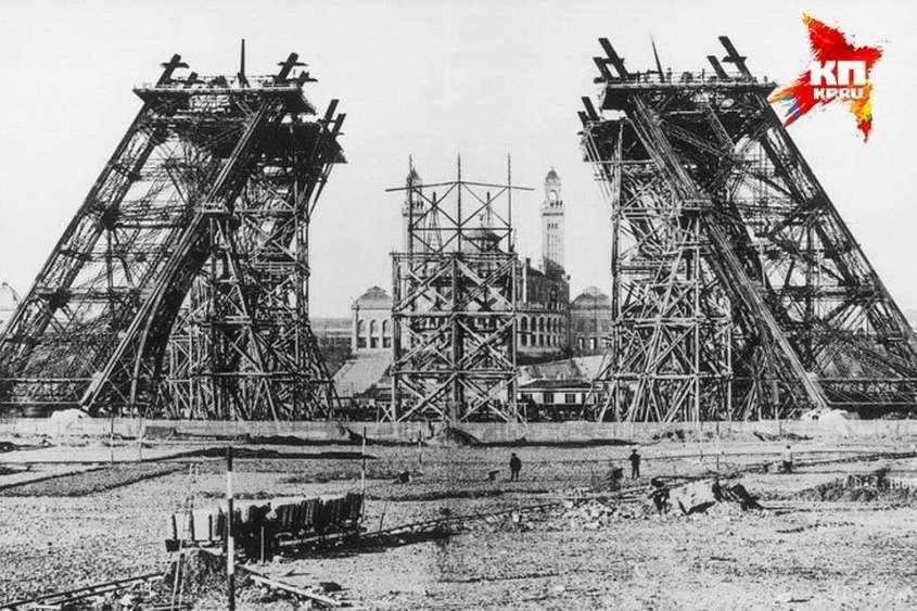 Понадобилось порядка 18 тысяч металлических деталей из уральского металла и 2,5 миллиона уральских заклепок, чтобы башня не развалилась! Фото: из открытых источников