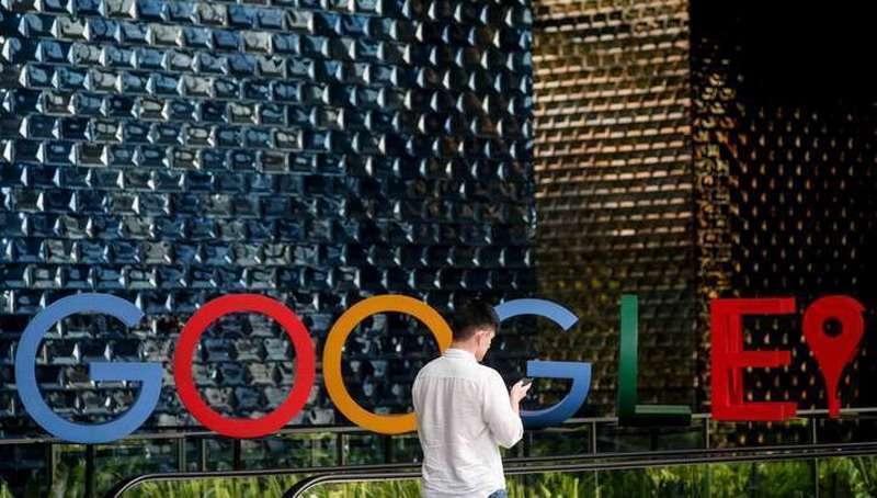 Компании Google грозит штраф на 5 млрд за незаконный сбор данных пользователей