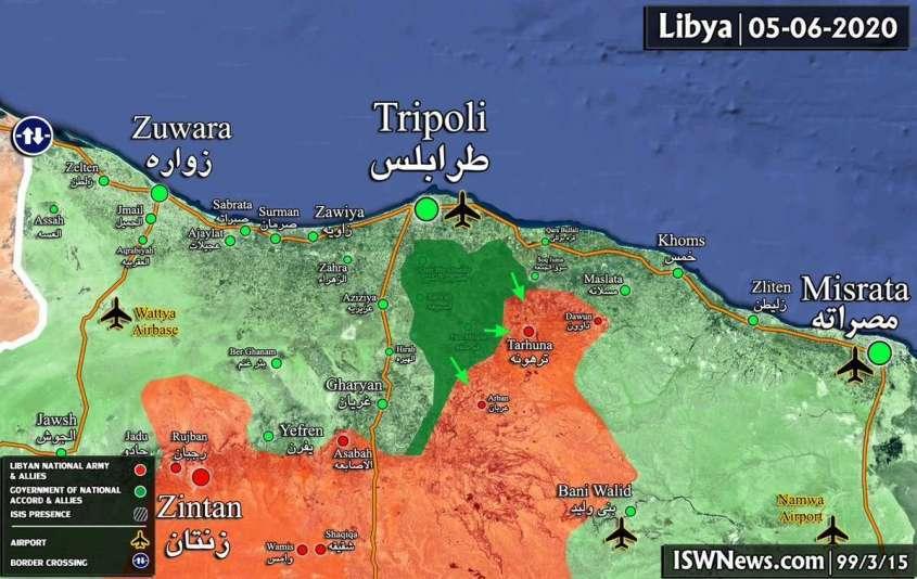 Ливийский разгром маршала Хафтара. Акелла промахнулся