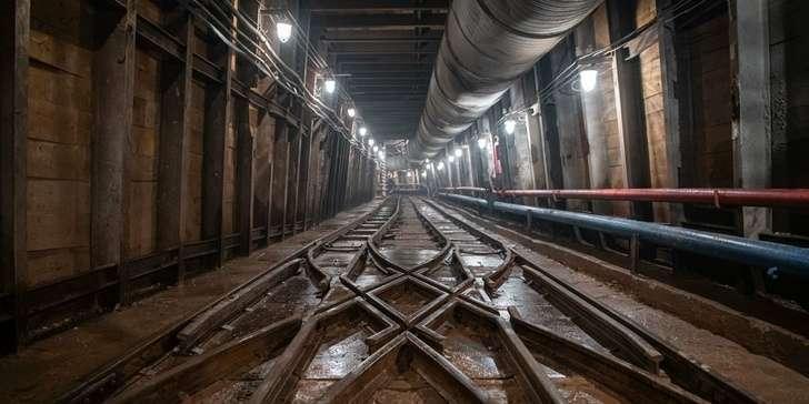 В Москве завершили проходку одного из самых глубоких тоннелей Большой кольцевой линии
