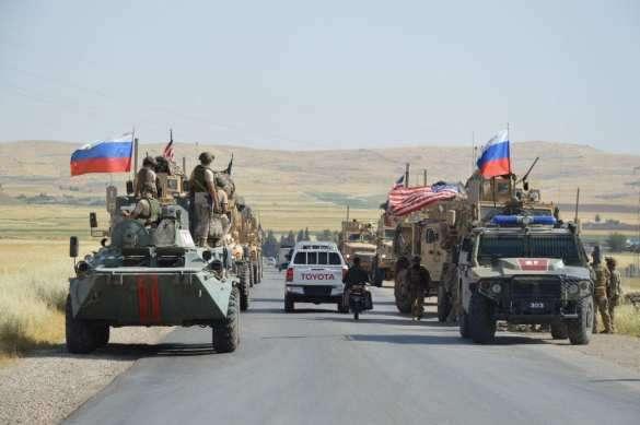 Сирия: военные США против армии России | Русская весна