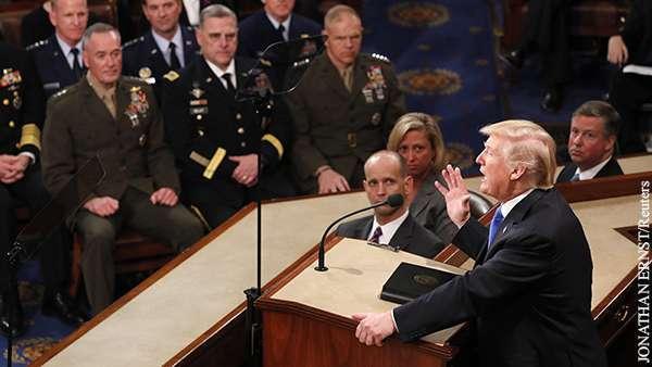 Американские генералы не подчиняются приказу Трампа навести в стране порядок