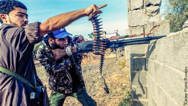 Главная цель России в Ливии не связана с поражениями маршала Хафтара