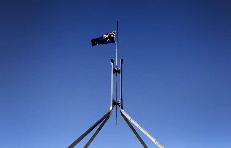 Новая Зеландия потихоньку присоединилась к санкциям