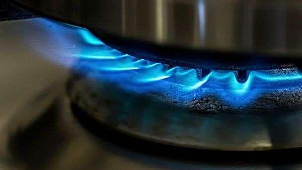 Пламя в газовояй горелке