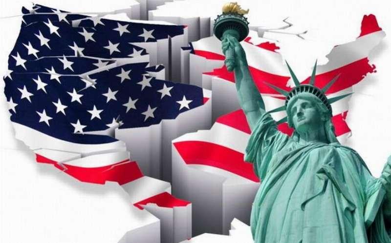 Распад США: как может случиться «Американская руина»