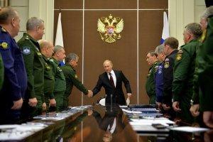 Совещание по вопросу развития Вооружённых Сил