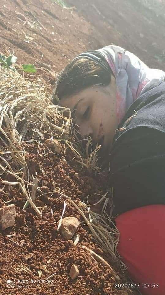 Сирия: протурецкие боевики безнаказанно насилуют и убивают юных девушек