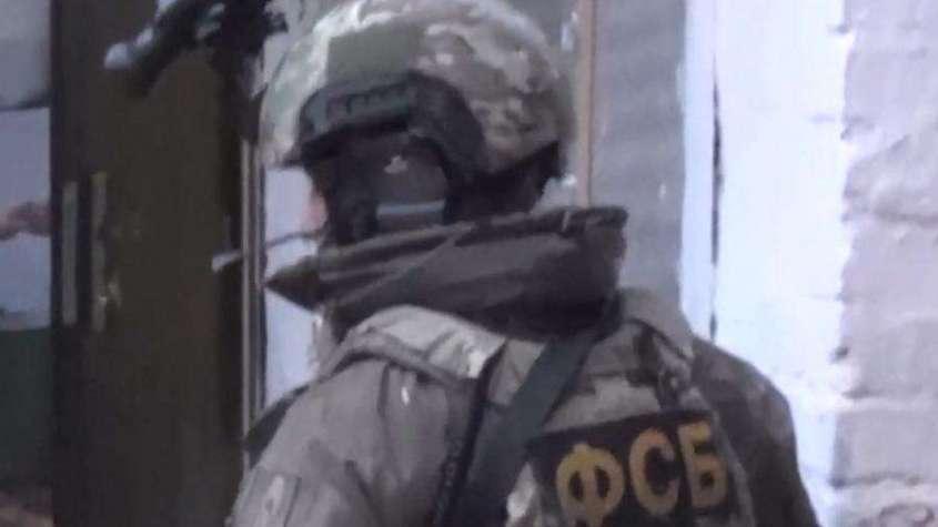 В Симферополе ФСБ предотвратили теракт, задержано 5 террористов