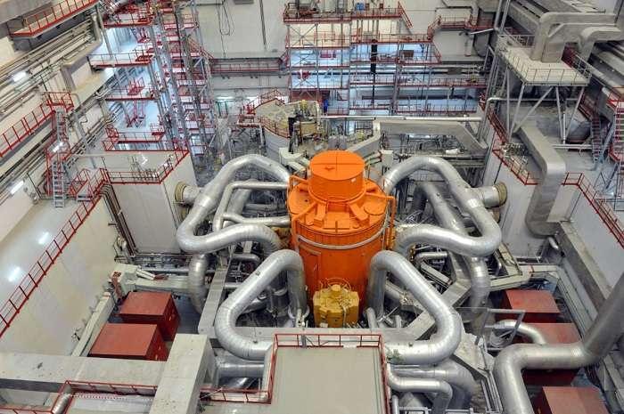 В России появится первый энергоблок АЭС, работающий полностью на возобновляемом ядерном топливе