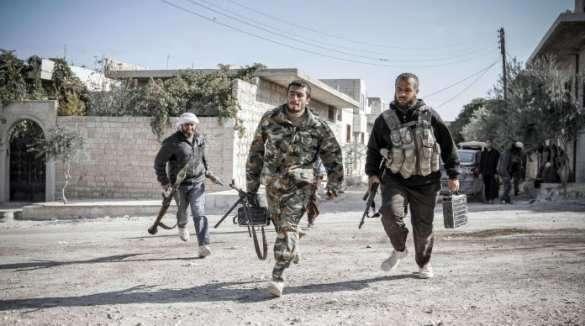 В ожидании новой бойни в Сирии: враг подтягивает большие силы к фронту | Русская весна