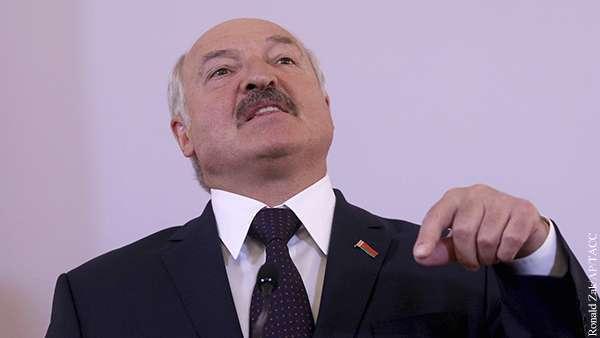 Лукашенко взял у России заложники собственный банк