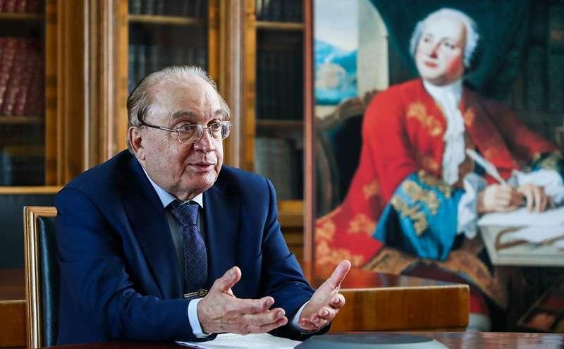 Ректор МГУ Виктор Садовничий призвал отказаться от Болонской системы образования
