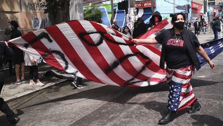Атланта стала новым центром протестов и беспорядков в США