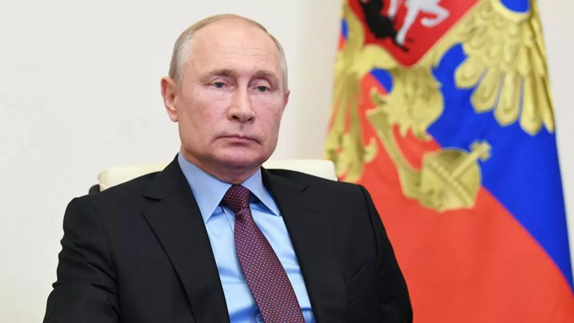 Владимир Путин заявил о выходе России из пандемии коронавируса с минимальными потерями