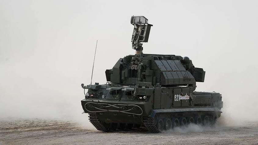 В России создадут водоплавающую версию зенитного ракетного комплекса «Тор-М2»