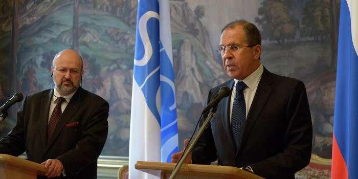 Россия и ОБСЕ готовят пересмотр Хельсинкских соглашений
