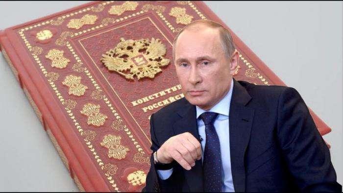 Владимир Путин и поправки в Конституции РФ: взгляд из 2018 года!