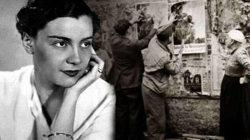 Несгибаемая Вики: за что фашисты обезглавили русскую княгиню Веру Оболенскую