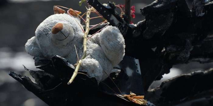 Укрывательство обмана о сбитом над Украиной Боинге