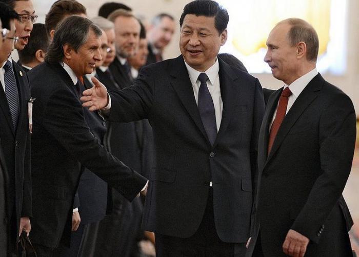 Энергодиалог: Москва-Пекин
