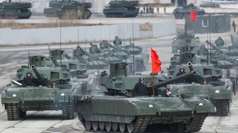 Иностранцы в шоке от новой тактики русских танкистов: «они годами это разрабатывают!»