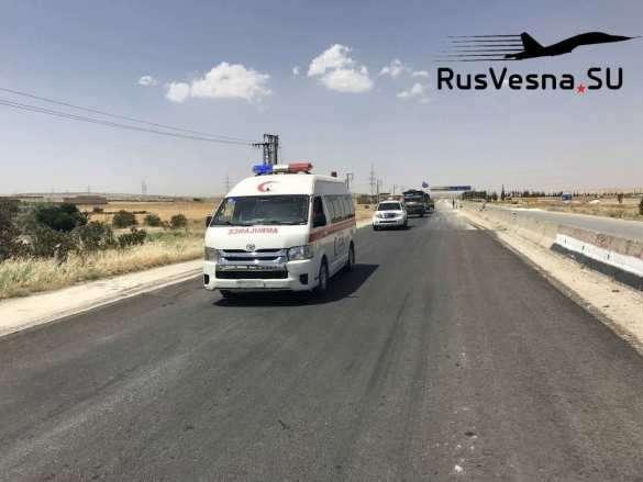 Сирия: Армия России и САА против войск Турции и банд террористов | Русская весна
