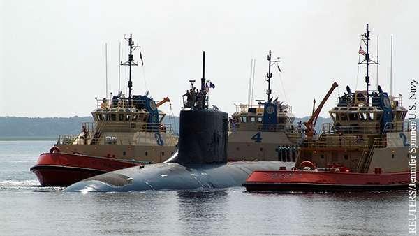 Американских подводников подставила женщина. «Стальной скандал» в ВМФ США