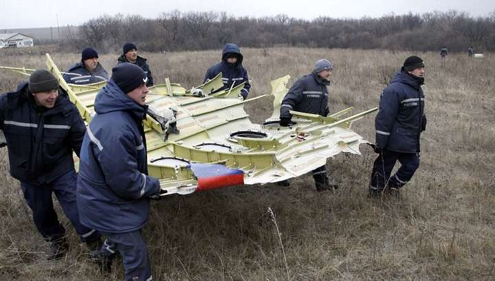 Нидерланды: оставшиеся на Украине обломки Боинга не интересны следствию