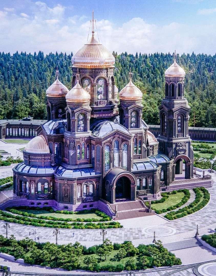 Бог Сиона никогда не будет помогать Русской Армии