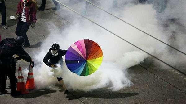 Беспорядки в Сиэтле, Вашингтон, США