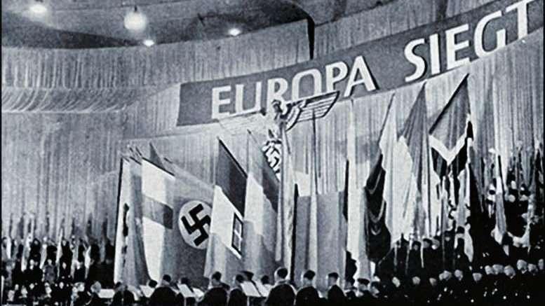 Обыкновенный Европейский Фашизм был, есть и будет