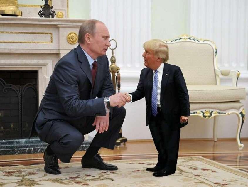 Перед США разверзается стратегическая преисподняя Путина, американцы уже начинают что-то подозревать